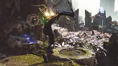 Acrobat Killer (alt.) (polyneutron) Tags: unrealengine paragon moba character kallari assassin melee cybernetic cyborg acrobatics jump attack
