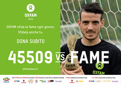 Oxfam - Sfido la fame 2016 (SportWide Group) Tags: oxfam italia charity celebrity marketing comunicazione sport sportivo campione atletica volley calcio trigoria florenzi fiona may masrangelo balivo sportwide barbara ricci