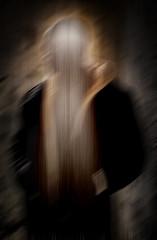 blurred Man (tonywoodphoto) Tags: portraits portraiture people environmentalportrait surreal figure photoshop textures composite brushtool