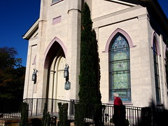 PB190399 (photos-by-sherm) Tags: saint pauls lutheran church fall market street wilmington nc exterior architecture