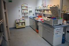 Science Work Space (Stuart Borrett) Tags: germany ecsa56 laboratory science berlin biology