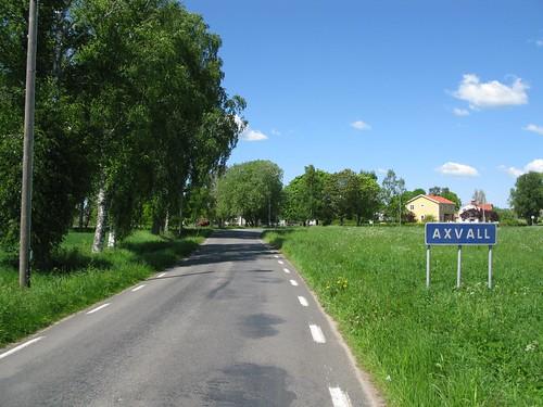 Stenumsvägen, Axvall 2010(2)