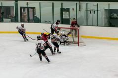 _MWW4863 (iammarkwebb) Tags: markwebb nikond300 nikon70200mmf28vrii centerstateyouthhockey centerstatestampede bantamtravel centerstatebantamtravel icehockey morrisville iceplex october 2016 october2016
