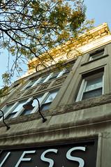 Wilmington DE (GuyDeckerStudio) Tags: dupont willmington de delaware art deco building windows lamp theatre bank levy jewelers live queen npr street st colonial bell restaurant