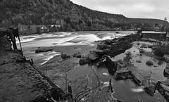 Fennefossen Evje og Hornnes 241016 (3) (Geir Daasvatn) Tags: fennefossen waterfall landscape river otra