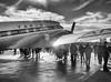 DC-3 (J.R. Fernandez) Tags: dc3 street brazil portoalegre varig vintage aircraft