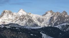 Lofer Mountains from the West (Bergfex_Tirol) Tags: mitterhorn steinberge lofer loferersteinberge