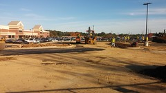 ...and what's being actively paved (Retail Retell) Tags: kroger marketplace v478 hernando ms desoto county retail construction expansion project