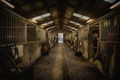 The barn (katatomicuk) Tags: 93365 barn livery stable
