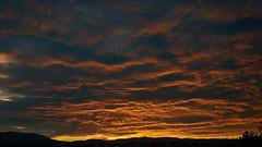 The sky is on fire (alexx4444) Tags: fire sunset rx100 blagoevgrad bulgaria 2700 wallpaper mk1 zalez