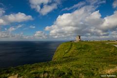 Cliffs of Moher, Ireland (2016) (Laura Salvalaio) Tags: castello ireland scogliere