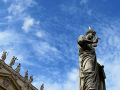 Vatican (franciele garcia) Tags: colisseum coliseu europe vatican basilicia rome italy