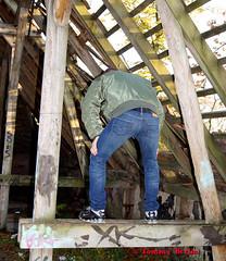 self3114 (Tommy Berlin) Tags: men jeans levis bomberjacke alphajacke butt ass ars