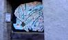 Valloria (120) (Pier Romano) Tags: valloria porte porta dipinta dipinte door doors painted imperia liguria italia italy nikon d5100 paese town dolcedo artisti pittori