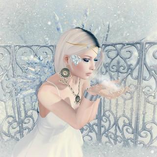 {Blog 105} Ice Queen
