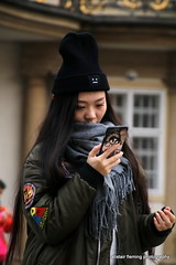 35-IMG_9178 All style (marinbiker 1961) Tags: outdoors people girl man couple hat iphone selfie prague