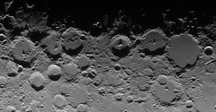 20161107 18-38 Walther Regiomontanus Purbach Arzachel Alphonsus Ptolemaeus Albategnius (Roger Hutchinson) Tags: walther regiomontanus purbach arzachel alphonsus ptolemaeus albategnius craters moon space astronomy astrophotography celestron celestronedgehd11 asi174mm