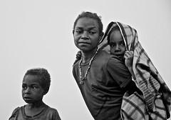 WEST PAPUA (silvia.alessi) Tags: allaperto children nationalgeographic ngc papua travel blackandwhite bnw