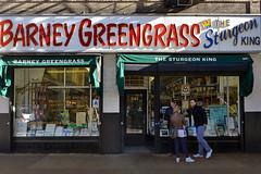 The Sturgeon King (Eddie C3) Tags: newyorkcity manhattan upperwestside storefronts barneygreengrass
