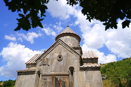 S. Karapet church, Tsakhats Kar, Armenia