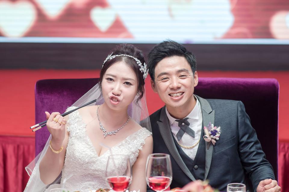 台南婚攝 婚禮紀錄 情定婚宴城堡 C & M 135