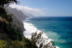 0655 (capturedbyflo) Tags: fujifilm fuji hawaii kauai usa island landscape waterscape kalalau trail
