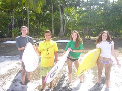 #surfing #puravida in #costarica - #surf the best spots in the #pacific LaCusinga.com