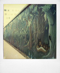 By Benjamin Duquenne and ... (Roubaix) (@necDOT) Tags: sx70 benjaminduquenne amine roubaix polaroid impossiblepropject