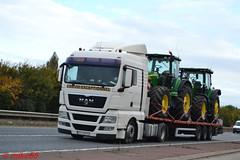 MAN TGX reg GCH 30152 (erfmike51) Tags: mantgx artic truck lorry