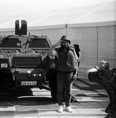 PHOTO SESSION (Dinasty_Oomae) Tags: bolsey  bolseyb2 b2  blackandwhite bw monochrome outdoor  tokyo   setagayaku setagaya komazawa komazawaolympicpark    lav  jgsdf