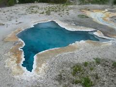 Upper Geyser Basin #4 (jimsawthat) Tags: rural wyoming uppergeyserbasin yellowstonenationalpark thermalfeature