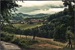 Kinzigtal im Schwarzwald 9 (Babu l'binchou) Tags: allemagne deutchland forêtnoire schwarzwald kinzigtal gengenbach nikond80 nikonaf18200vr colorefexpro4