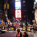 Christmas Night in New York City
