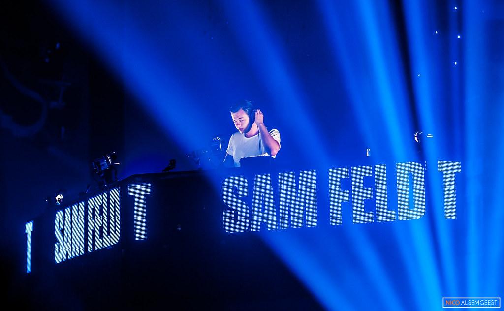Sam Feldt @ Sensation Angels & Demons