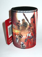 stubby holder star wars the force awakens licensing essentials pty.ltd. 2015 2016 b (tjparkside) Tags: stubby holder star wars force awakens licensing essentials ptyltd 2015 2016 tfa ep episode 7 seven vii kylo ren capt captain phasma first 1st order stormtrooper stormtroopers finn fn2187 fn 2187 chewbacca wookie wookies rey scavenger poe dameron resistance rebel pilot c3po c 3po droid droids protocol astromech r2d2 r2 d2 blaster blasters staff bowcaster flametrooper flametroopers tie fighter bnwt disney sw drink can cooler merch merchandise