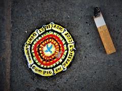 Ben Wilson / Nederkouter - 28 nov 2016 (Ferdinand 'Ferre' Feys) Tags: gent ghent gand belgium belgique belgi streetart artdelarue graffitiart graffiti graff urbanart urbanarte arteurbano chewinggum
