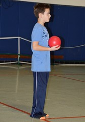 TRC 113016 009 (Tolland Recreation) Tags: boys girls kids children youth tweens sports dodgeball recreation fitness exercise game contest competition balls throwing tolland connecticut