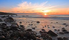 Hallet Cove SA (EgginOz) Tags: sunset southaustralia australia sun beach sea