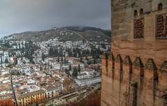 ALHAMBRA (toyaguerrero) Tags: alhambra andaluca andalusia spain granada architecture moorish maravictoriaguerrerocataln toyaguerrero