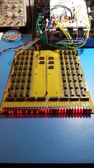 Torture test (claudius9uk) Tags: electronics pcb ic