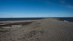 Arctic Ocean at Deadhorse (Bonnie Ott) Tags: alaska deadhorsecamp dead horse arctic arcticocean