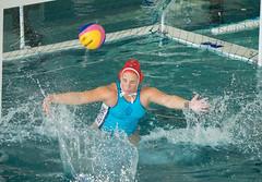 2C040993 (roel.ubels) Tags: len euro league waterpolo sport topsport utrecht uzsc 2016 krommerijn women