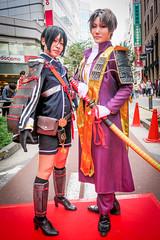 IMG_5081 (kndynt2099) Tags: 2016ikebukurohalloweencosplayfestival ikebukuro japan tokyo