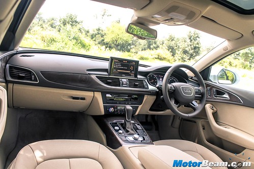 2015 Audi A6 Matrix Test Drive Review