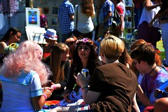 """Plymouth Pride 2015 - Plymouth Hoe -an • <a style=""""font-size:0.8em;"""" href=""""http://www.flickr.com/photos/66700933@N06/20439866699/"""" target=""""_blank"""">View on Flickr</a>"""
