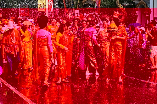 Songkran. สงกรานต์