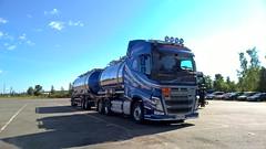 Finland Trucks (engels_frank) Tags: suomi finland volvo finnland turku camion trucks fh tanker vrachtwagen oy lastwagen lkw rekka tankwagen gigaliner eurocombi niinexpress