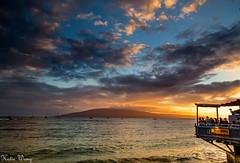 Lahaina, Maui (katiewong511) Tags: sunset hawaii maui lahaina