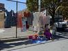 Williamsburg Dress Sale 1 (Eddie C3) Tags: newyorkcity brooklyn williamsburg streetscenes