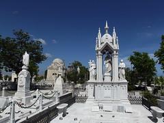 Cementerio de Cristbal Coln (jericl cat) Tags: cemetery de cementerio havana cuba cuban christophercolumbus habana necropolis coln 2015 cristbal
